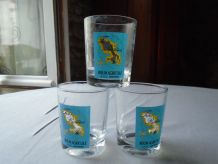 3 verres Rhum 3 rivières