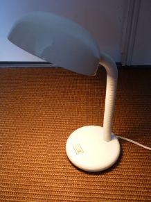 petite lampe articulée de bureau années 80 parfait état