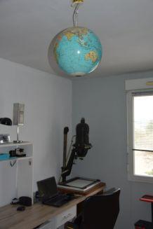 Luminaire globe