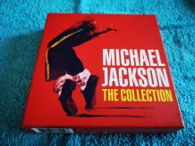 COFFRET LUXE 5 CD + livret inclus Michael JACKSON