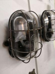 Lampes de coursive ou d'atelier
