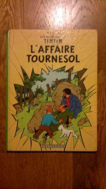 Les Aventures De Tintin L'affaire Tournesol.