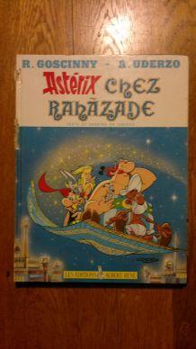 Astérix Tome 28 - Astérix Chez Rahàzade.