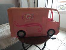 Camping Car Barbie
