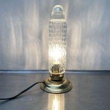 ANCIENNE LAMPE DE CHEVET ART-DECO VINTAGE