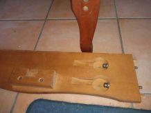 Lit 140x190 en  bois