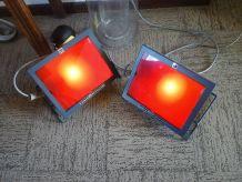 2 lanternes kodak universelles