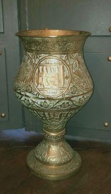 Objet de décoration ancien marocain ou lampe