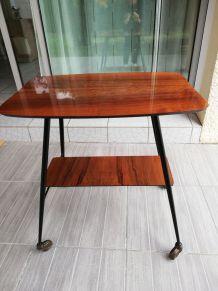 table télé 1960