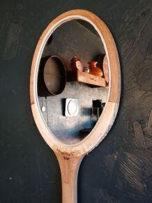 "Miroir, raquette miroir, raquette tennis - ""Multiply"""