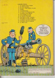 Les Tuniques Bleues - Les bleus dans la gadoue N°13