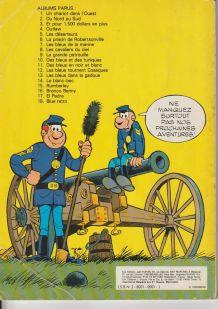 Les Tuniques Bleues - Des Bleus et des tuniques N°10