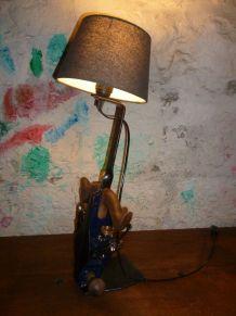 LAMPE - RABOTS ANGLAIS -