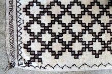 Tapis ancien Marocain Berber fait main, 1P52
