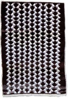 Tapis vintage Marocain Berber fait main, 1P59