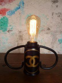Lampe bouchon bonbonne - CHANEL -