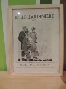 Affiche publicitaire Vintage