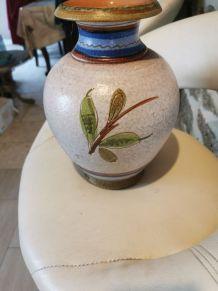 Vase céramique Italie
