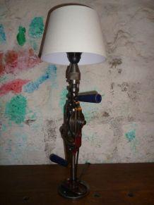 Lampe perceuse - POLAND - A-J-B -