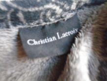Plaid Christian Lacroix