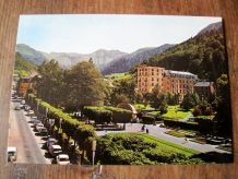 4 cartes postales le Mont Dore vintage