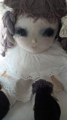 Poupée Collection Marie d'O signée modèle Colombine