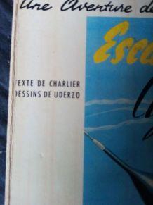 tanguy et laverdure 1964 bon état