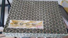 Boîte à peignes chinois