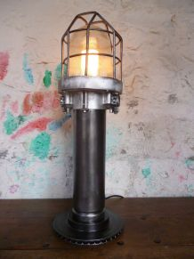 Lampe anti-deflagration - Lampe design industriel