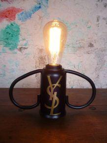 Lampe  - YVES SAINT LAURENT - Bouchon bonbonne gaz