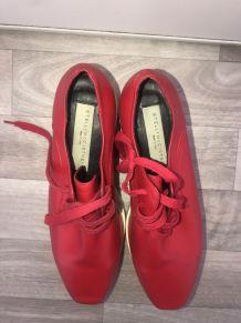 Chaussures compensées Stella McCartney