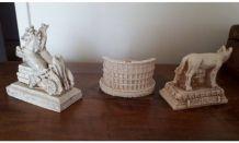 Figurines Romaines