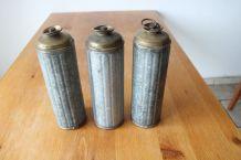 Lot 2 bouillottes cuivre