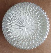 Plafonnier/applique en verre