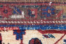 Tapis ancien Persan Afshar fait main, 1P67