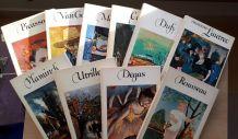 Collection la grammaire des styles - livres d'artistes