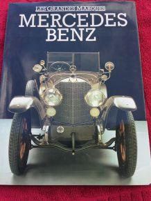 Livre les Grandes Marques Mercedes Benz