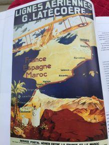 Livre Un vol de légende sur les traces de l'Aéropostale