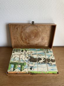 Cubes vintage