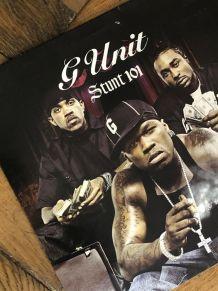 Vinyle G-unit  «stunt 101 »