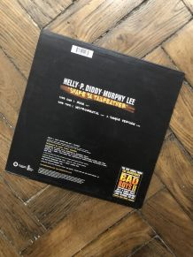 Vinyle 33 tours  Nelly, Puff Diddy, Murphy lee  « Shake y'a