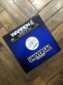 Vinyle Warren G & TOI «looking at you »