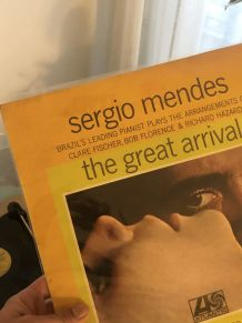 Vinyle Vintage Sergio Mendes « the great arrival » de 1966