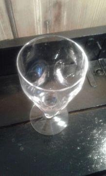 Verre a bierre Cristal  Allemand