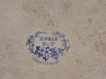 Vieux plat modèle RUBIA - U&Cie