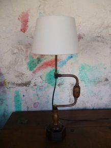 Lampe VILEBREQUIN - Design industriel