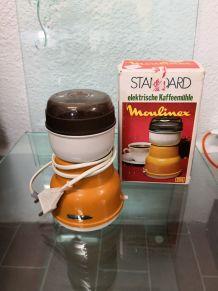 Moulin à café vintage moulinex