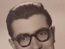 Montures lunettes années 50 - Homme