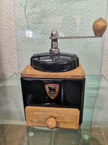 Moulin à café Peugeot bleu marine foncé