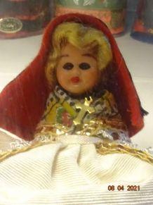 Petites poupée ancienne de collection année 60